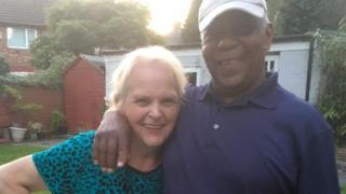Gayle and Charlie Anderson