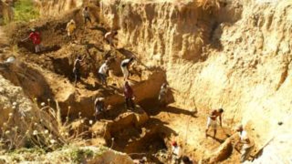 NEWS The bones were found at Christmas River in Madagascar