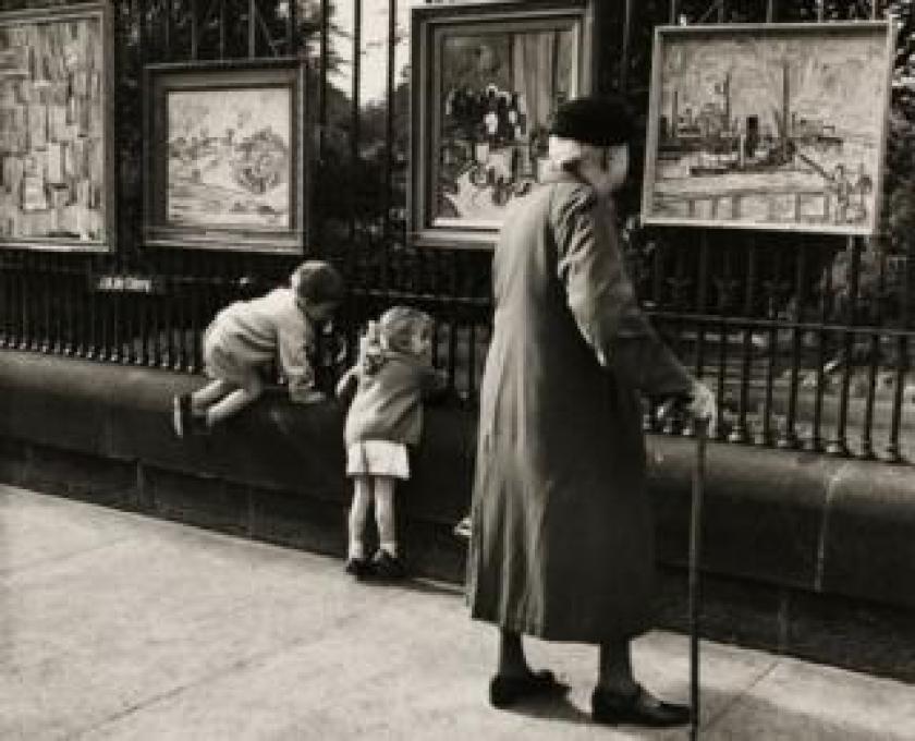 Paintings For Sale, Botanic Gardens, 1958