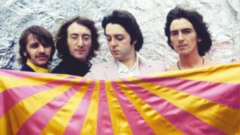 Die Beatles 1968