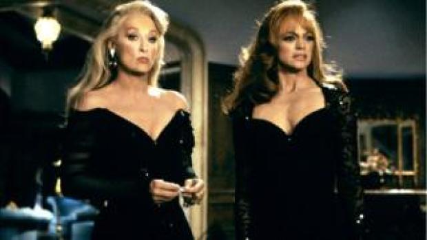 Meryl Streep and Goldie Hawn