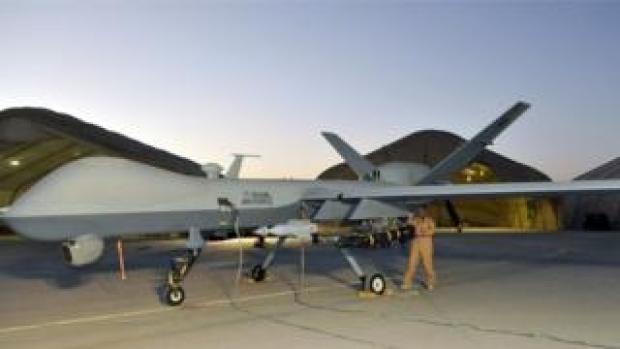 RAF drone