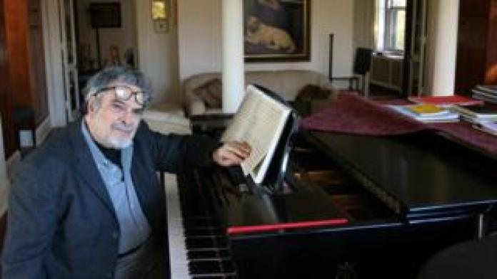 Leon Fleisher in Baltimore in 2007