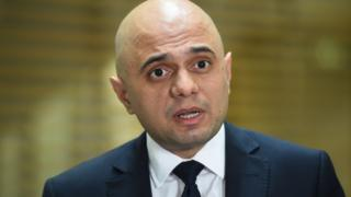 _106046336_hi052771051 Christchurch shootings: Sajid Javid warns tech giants over footage