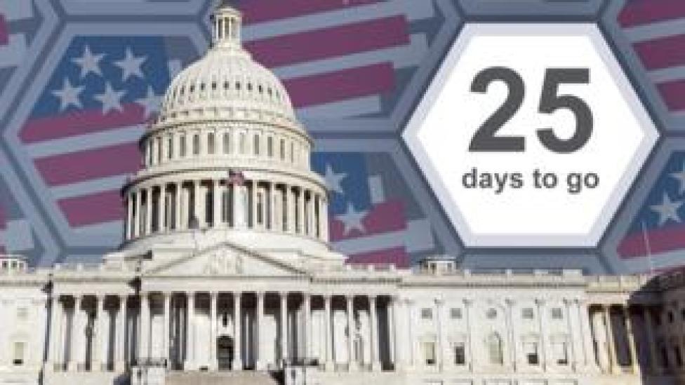 NEWS 25 days to go