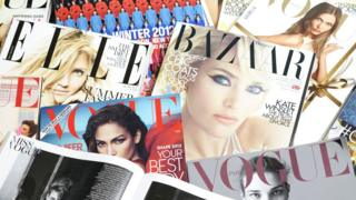 97299546 mag top - Magazines: How print is surviving the digital age - BBC News
