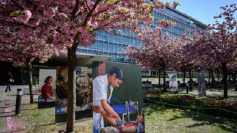 WHO HQ Geneva