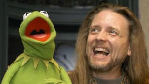 Kermit with Steve Whitmire