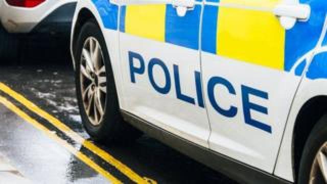 Police Scotland Car