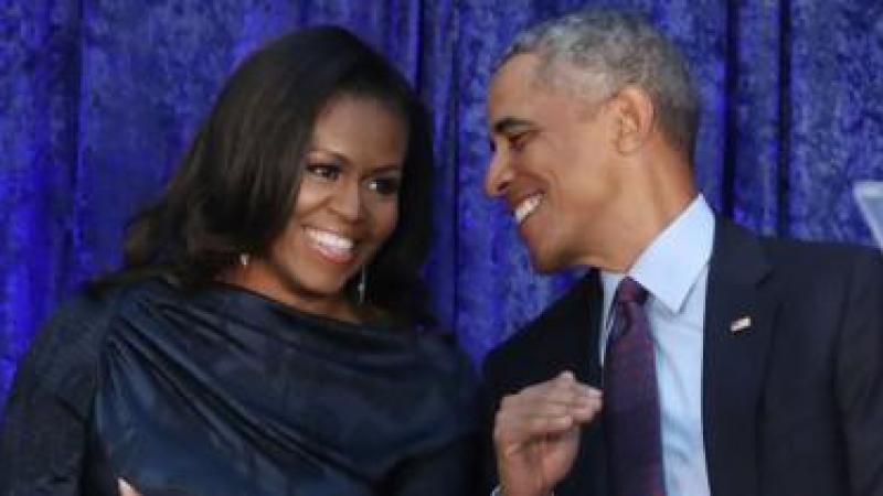 Barack au sujet de Michelle