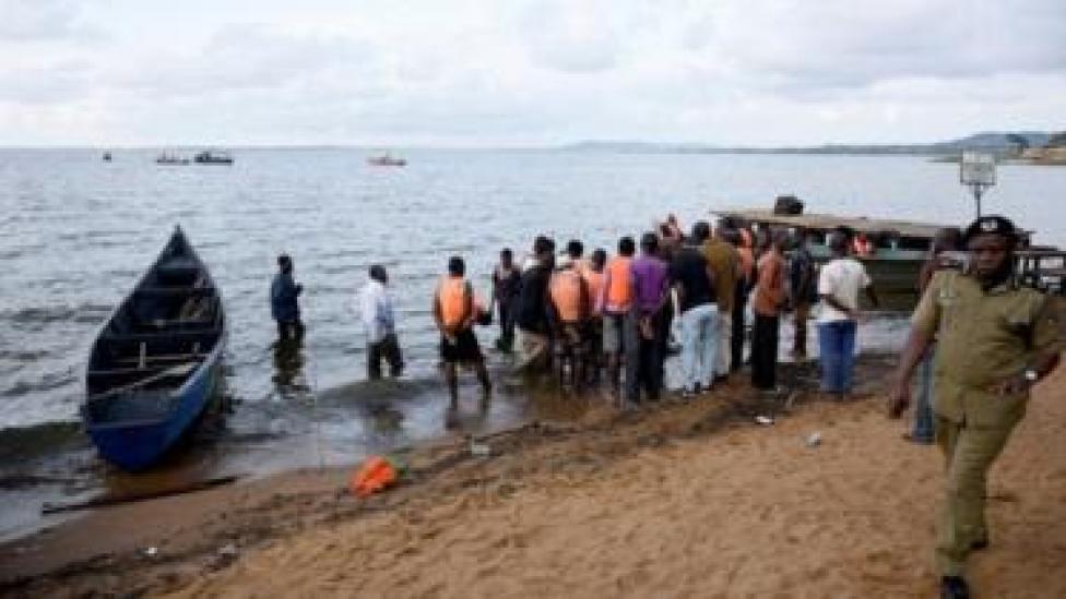 Shilka wuxuu ka dhacay meel u dhaw magaalada Kampala