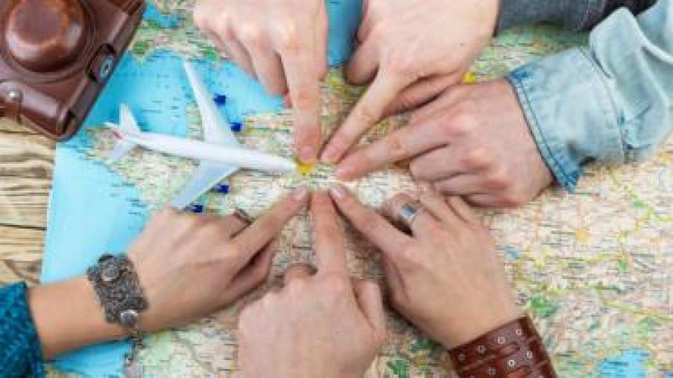 organizar viaje