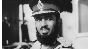 والد السلطان قابوس