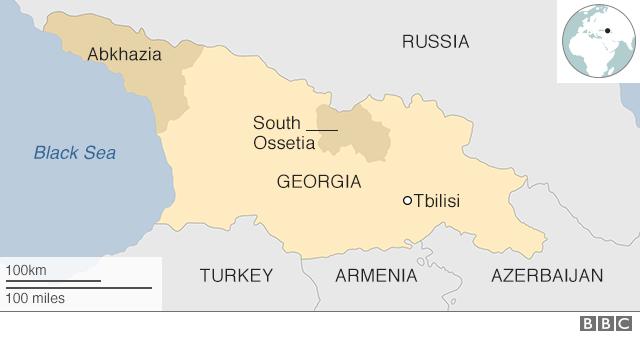 Khariiradda Georgia