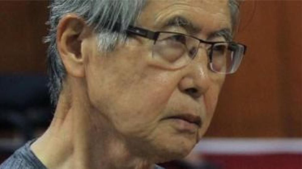 Sannadihii u dambeeyey xaaladda caafimaad ee Alberto Fujimori ma wanaagsanayn