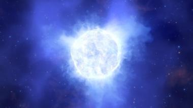Luminous blue variable star in the Kinman Dwarf galaxy
