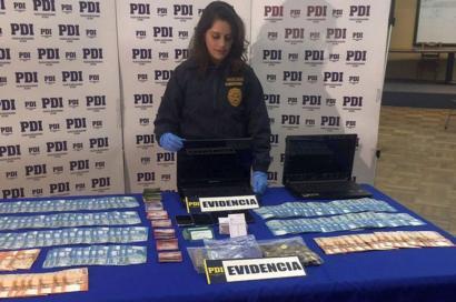 Operativo de PDI de Chile