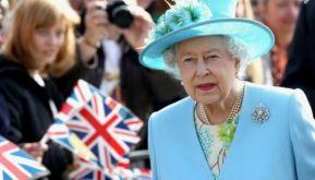 The Queen in Redbridge in 2012