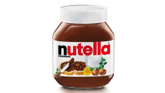 Image result for nutella