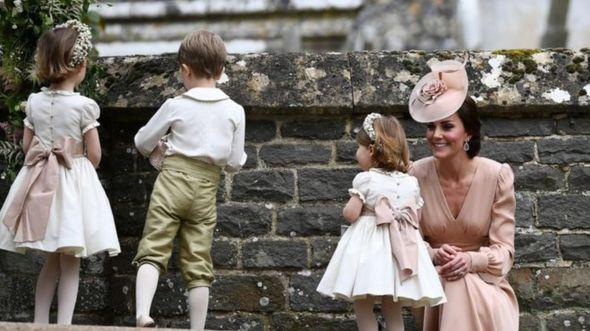 pippa middleton تتزوج من جيمس ماثيوز في حفل نجوم العائلة المالكة البريطانية