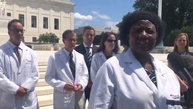 Dr Stella Immanuel/Twitter