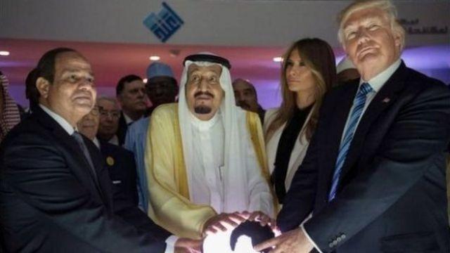 Estados Unidos e Israel apoyan a Arabia Saudita en su conflicto con Irán.