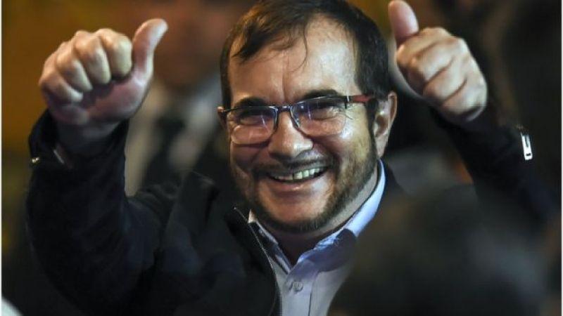El excomandante de las FARC, Rodrigo Londoño