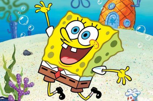Risultati immagini per spongebob