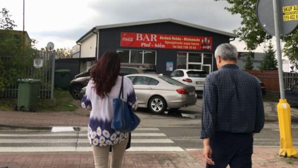 Đi tìm thức ăn Việt trong một ngày mưa ở Warsaw