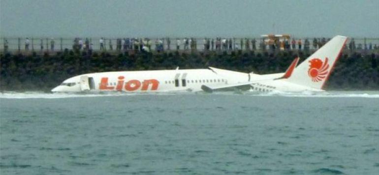 Vuelo de Lion Air.