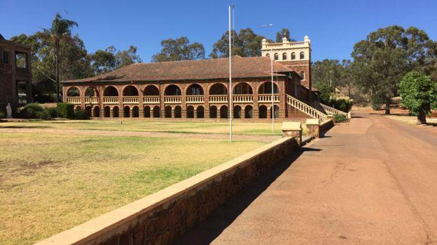 Walsh acusó a los Hermanos Cristianos en la Comisión Real Australiana en una investigación sobre abusos sexuales infantiles, CLIFFORD WALSH