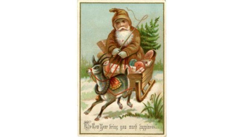 Papai Noel vitoriano