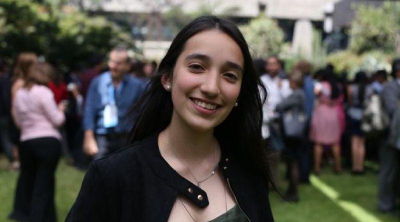 """""""Los glaciares se han derretido frente a mis ojos"""": Catalina Silva, la adolescente chilena que lidera la lucha medioambiental de los jóvenes en América Latina"""