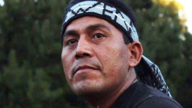 Alberto Curamil