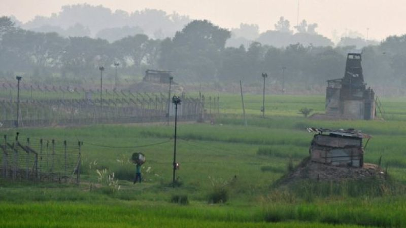 پاکستان انڈیا کی سرحد