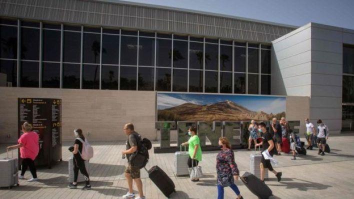 مطار في جزر الكناري