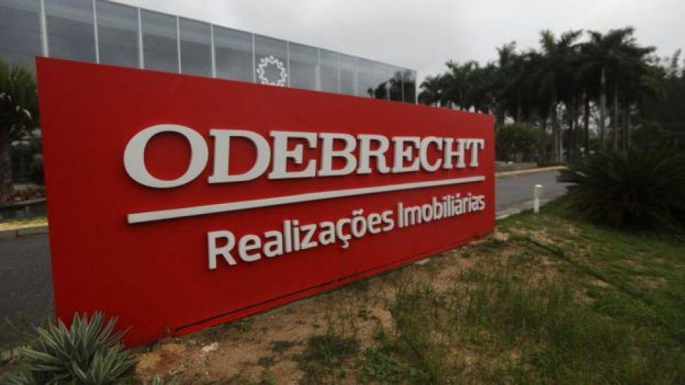 Edificio de Odebrecht.