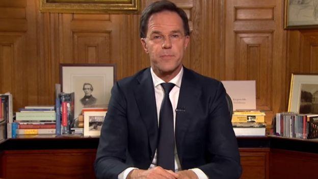 رئيس وزراء هولندا