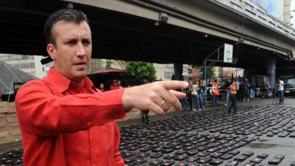 Tareck El Aissami, gobernador de Aragua