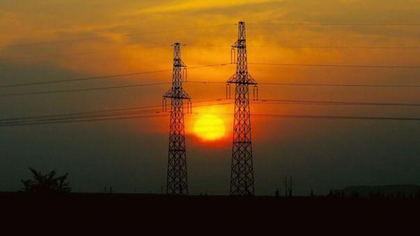 Líneas de energía eléctrica