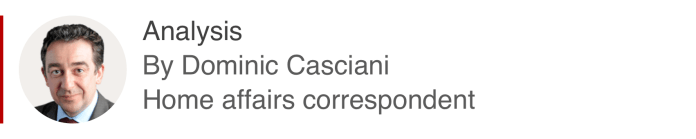 Analysis box by Dominic Casciani, home affairs correspondent