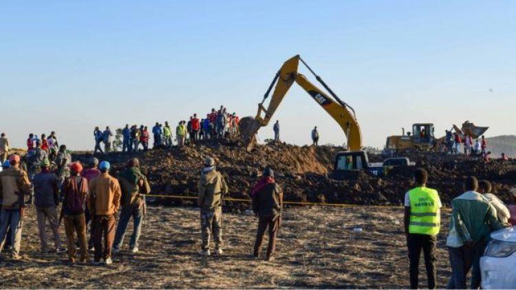 Image result for Ethiopian Airlines plane crashes in Bishoftu