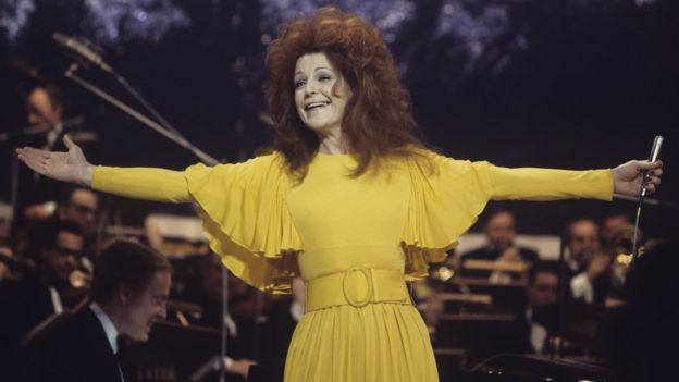 Annie Ross in 1972