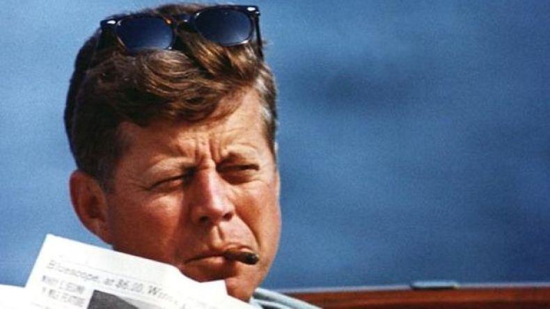 Presidente John F Kennedy