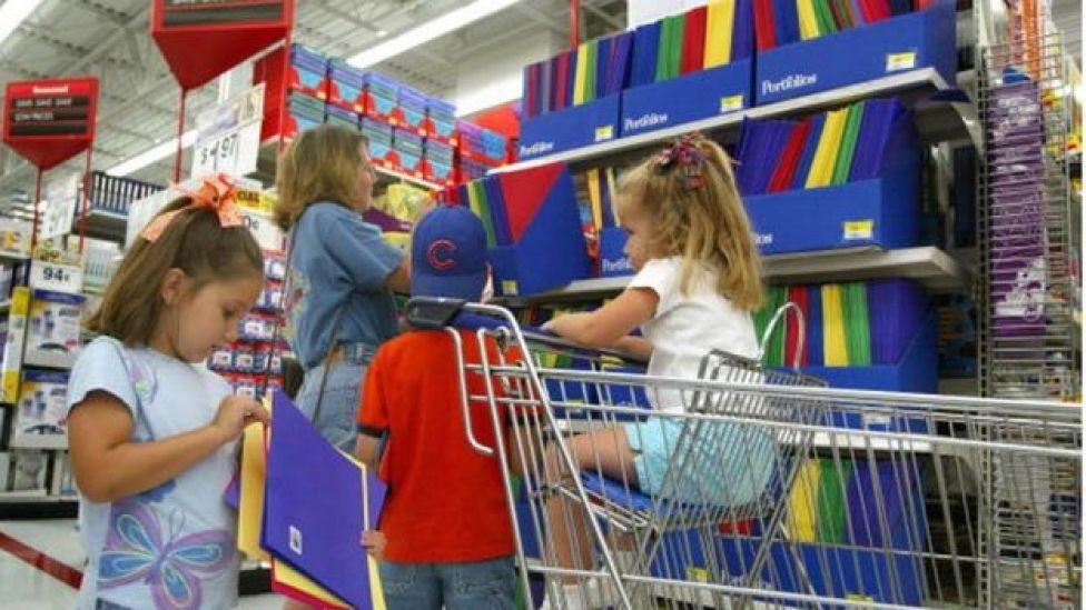 okul alışverişi
