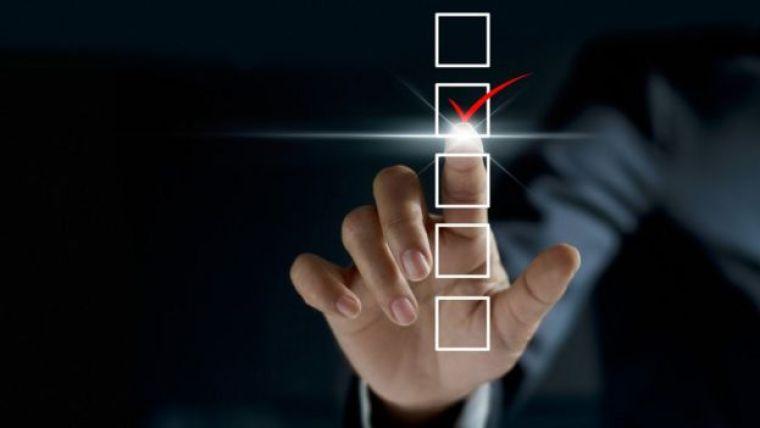 eleitor votando