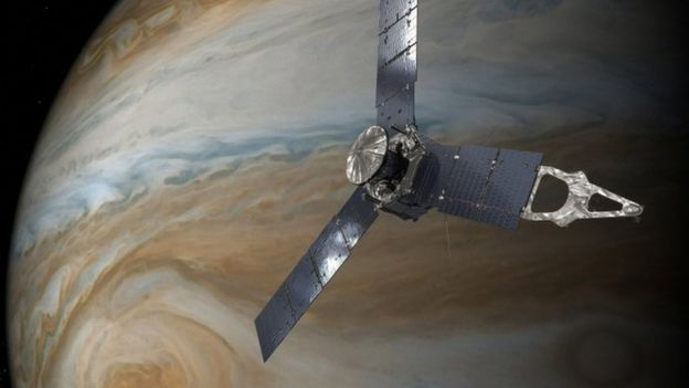 A nave Juno