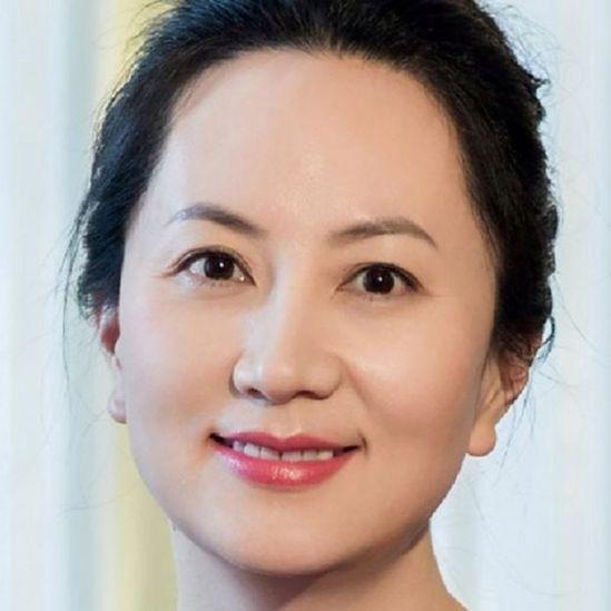 CFO da Huawei