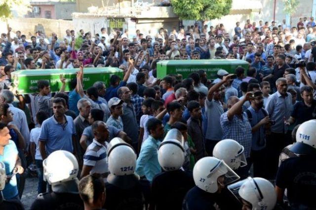 Şanlıurfa'nın Suruç ilçesinde 20 Temmuz 2015'te düzenlenen intihar saldırısında 33 kişi hayatını kaybetmişti