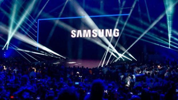 Derechos de autor de la imagen AFP / Image caption Samsung es la empresa con más patentes activas del mundo